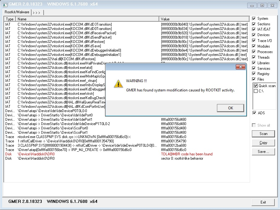 keylogger invisible 01net